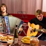 Accordionists' Meeting of Fellow Pupils