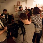 From the Winter Accordionists' Workshop 2016