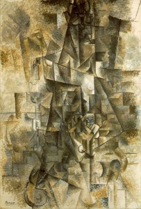 Picasso_ L'Accordéoniste