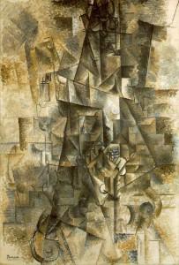 Picasso_ L'Accordéoniste